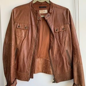 Jackets & Blazers - Genuine Leather Jacket bought in Italy